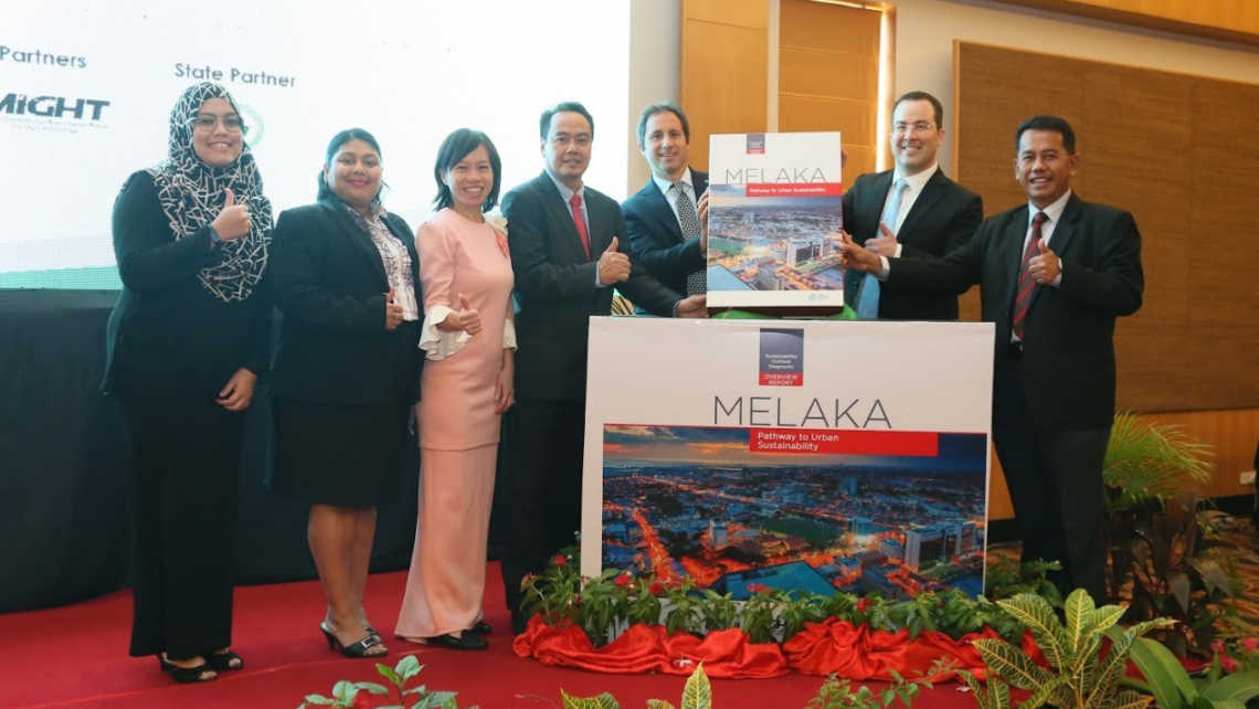 New study expected to chart Melaka's pathway to urban sustainability