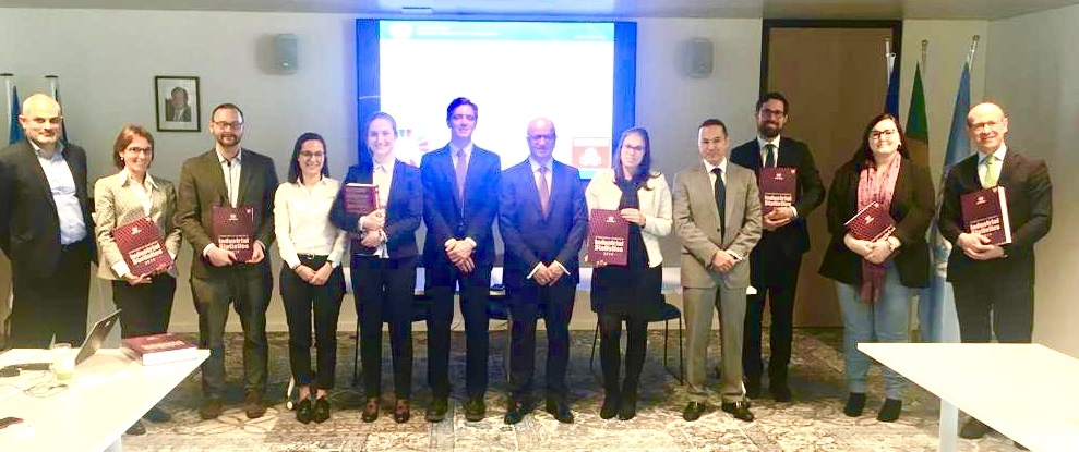 2019 UNIDO Yearbook of Industrial Statistics launched in Brussels