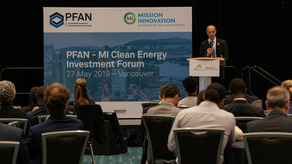 Innovative, impactful projects pitched at PFAN-MI Clean Energy Investment Forum