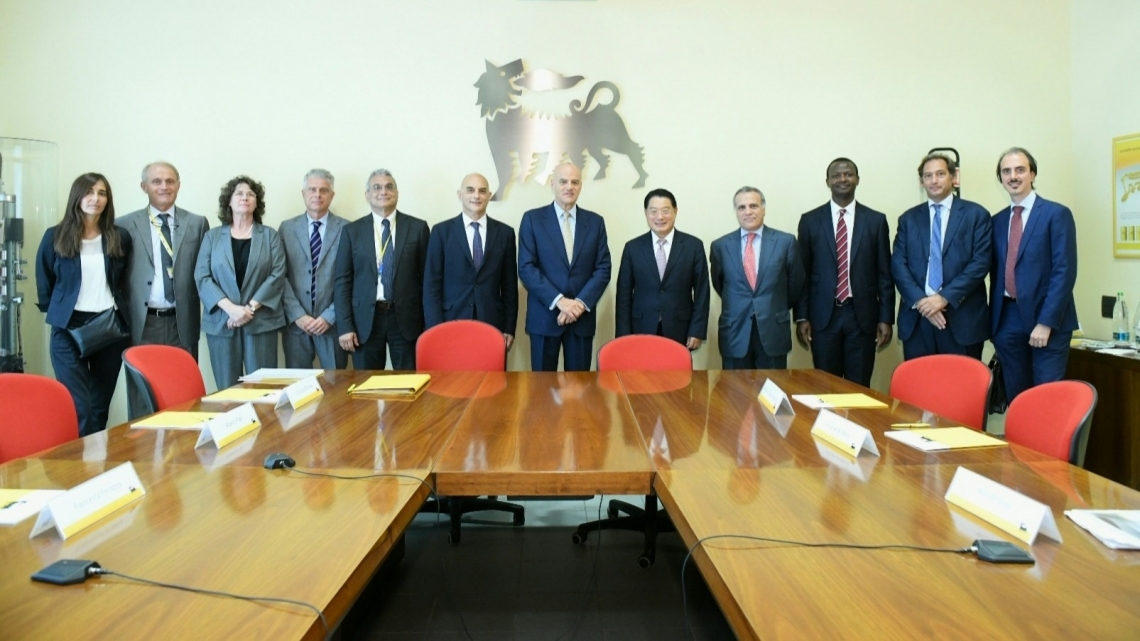 Eni and UNIDO sign Joint Declaration to help reach Sustainable Development Goals with pioneering public-private cooperation