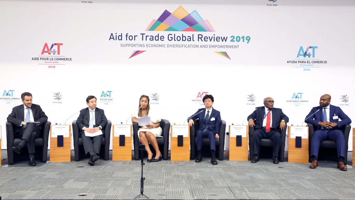 UNIDO and Japan explore innovative approaches to leverage ODA