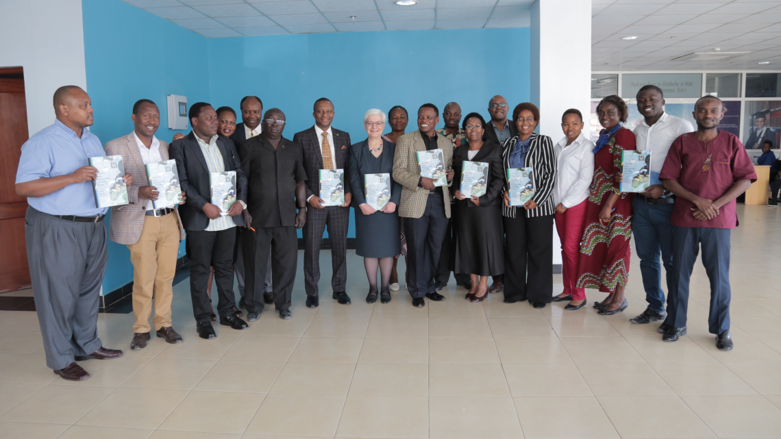 Launch of the Health and Pollution Action Plan (HPAP) of the United Republic of Tanzania