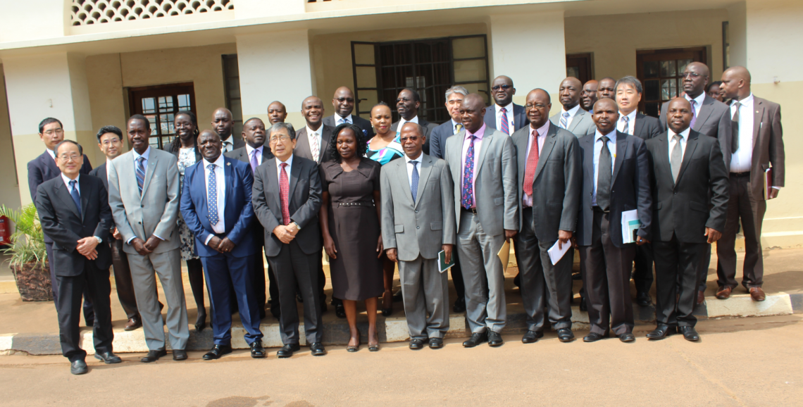 Japan and UNIDO to build Equipment Operator Training Centre in Uganda