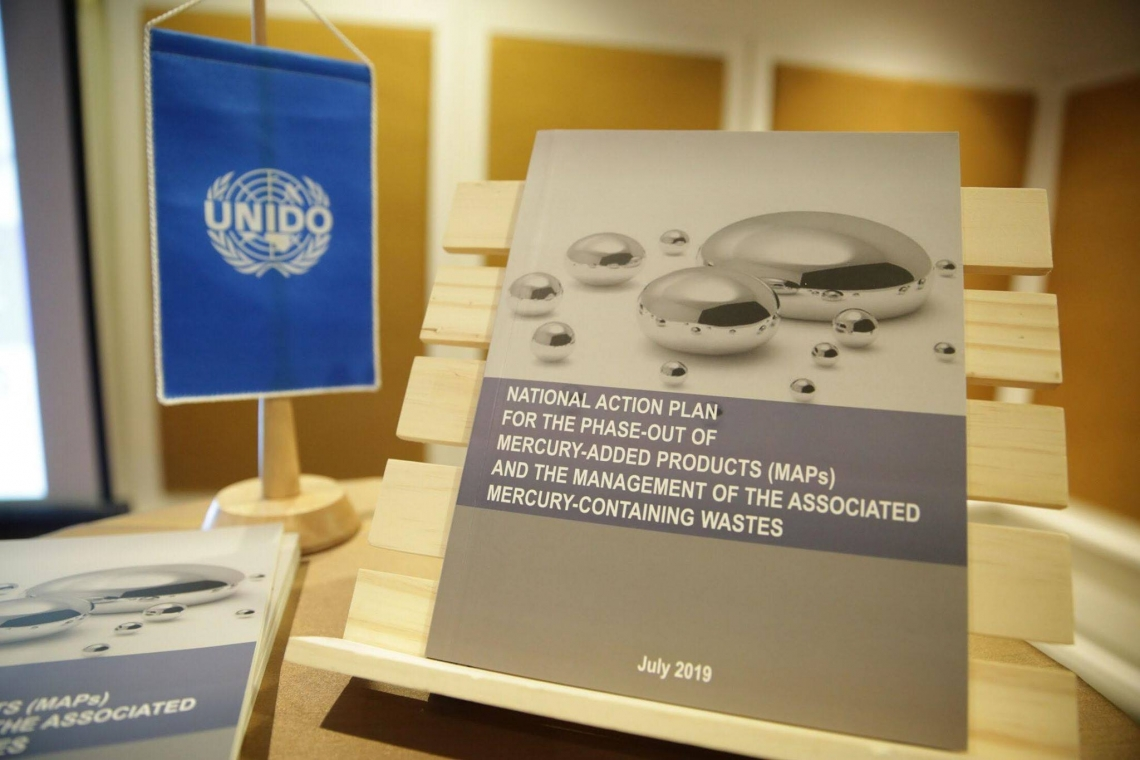 Philippines to undertake concrete actions to phase out mercury-added products