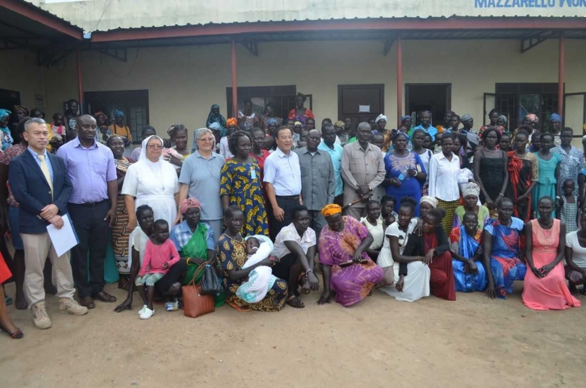Over 100 people trained in South Sudan as part of UNIDO efforts to develop agro value chains