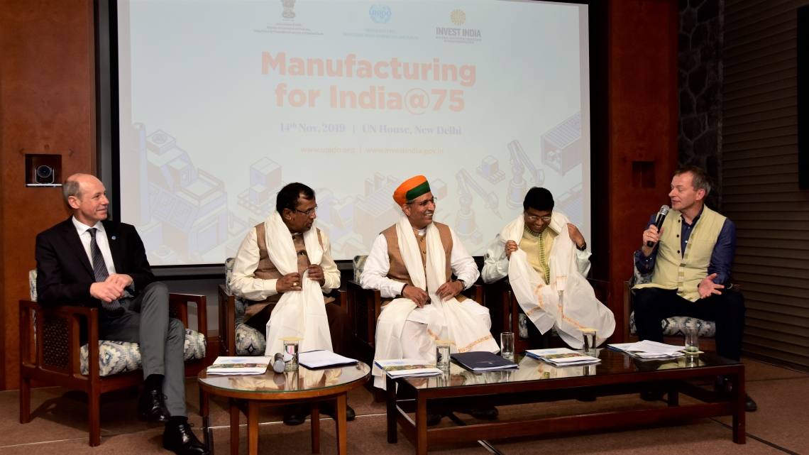 Creating the USD1 trillion Indian manufacturing sector that works for inclusiveness and innovation