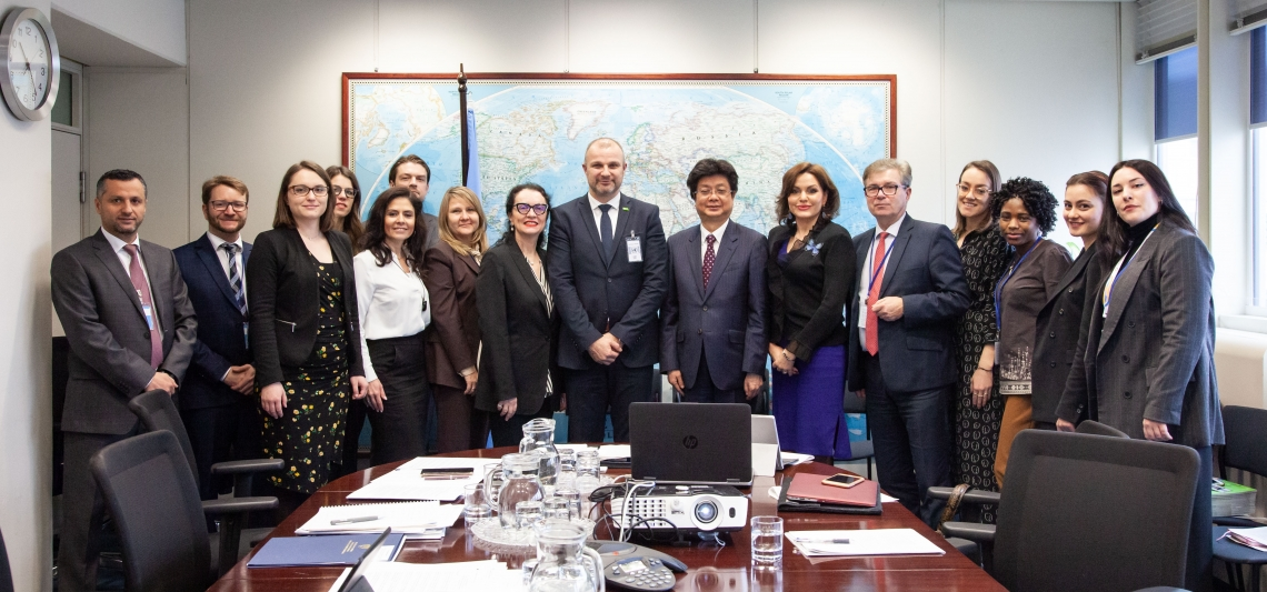 Slovenia-funded projects discussed during UNIDO consultations