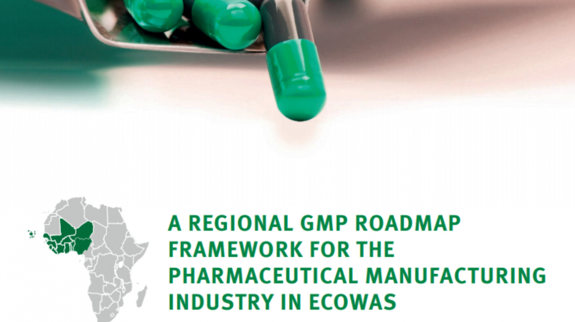 Roadmaps for developing the pharmaceutical industry in West Africa