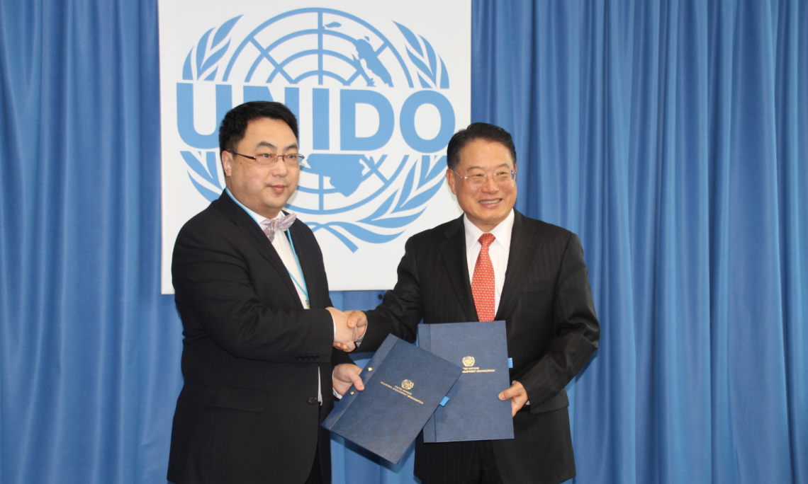 UNIDO to provide emergency assistance to China to help contain the outbreak of coronavirus