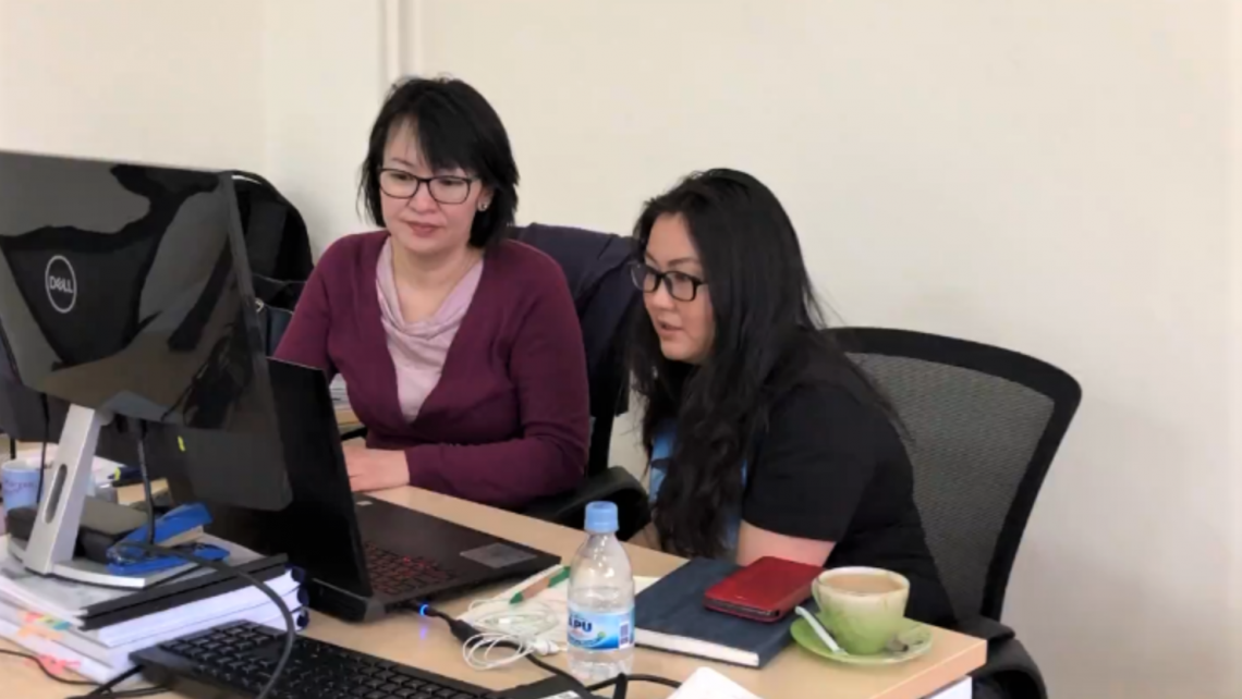 Mongolia: building skills of agriculture and SME officers through e-learning