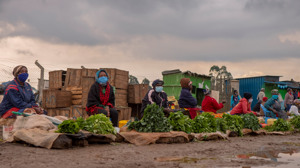 COVID-19 effects in sub-Saharan Africa  and what local industry and governments can do