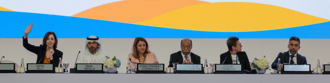 UNIDO issues gender parity policy for panels and events