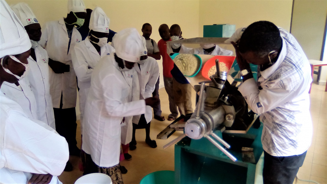Agricultural value chain development creates income-generating opportunities in South Sudan