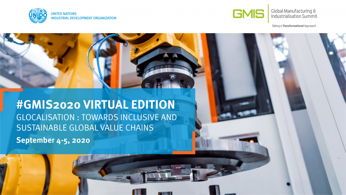 GMIS 2020 Virtual Summit tackles glocalization and inclusive and sustainable value chains