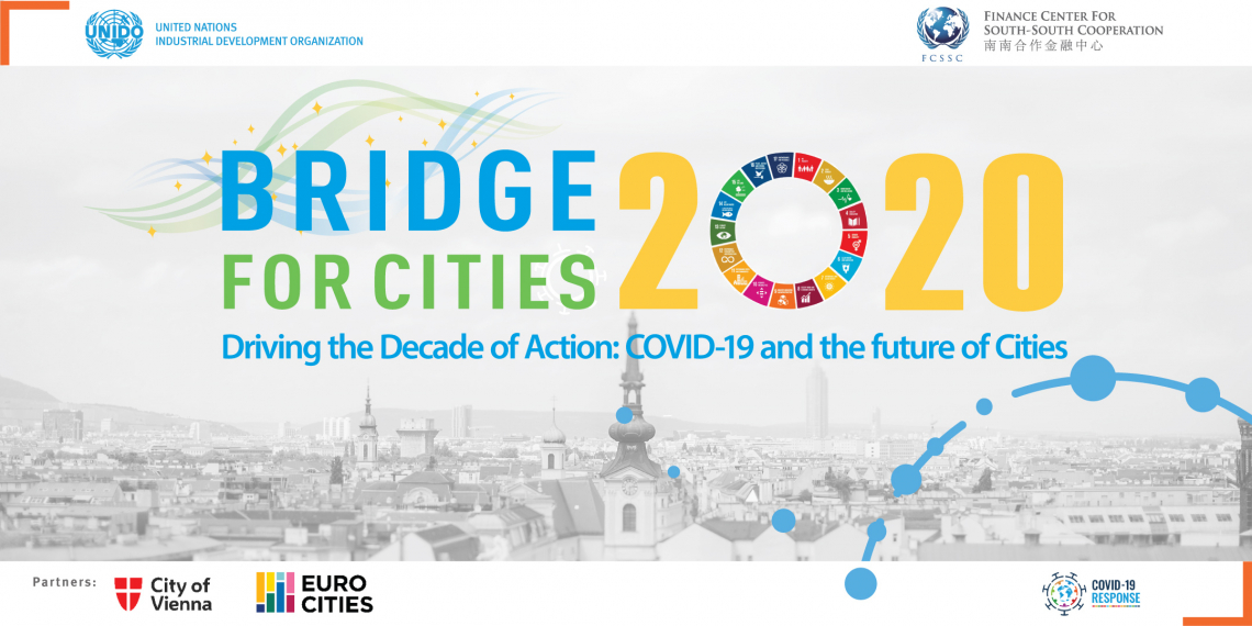 Bridge for Cities 2020: mayors discuss urban development during COVID-19 crisis