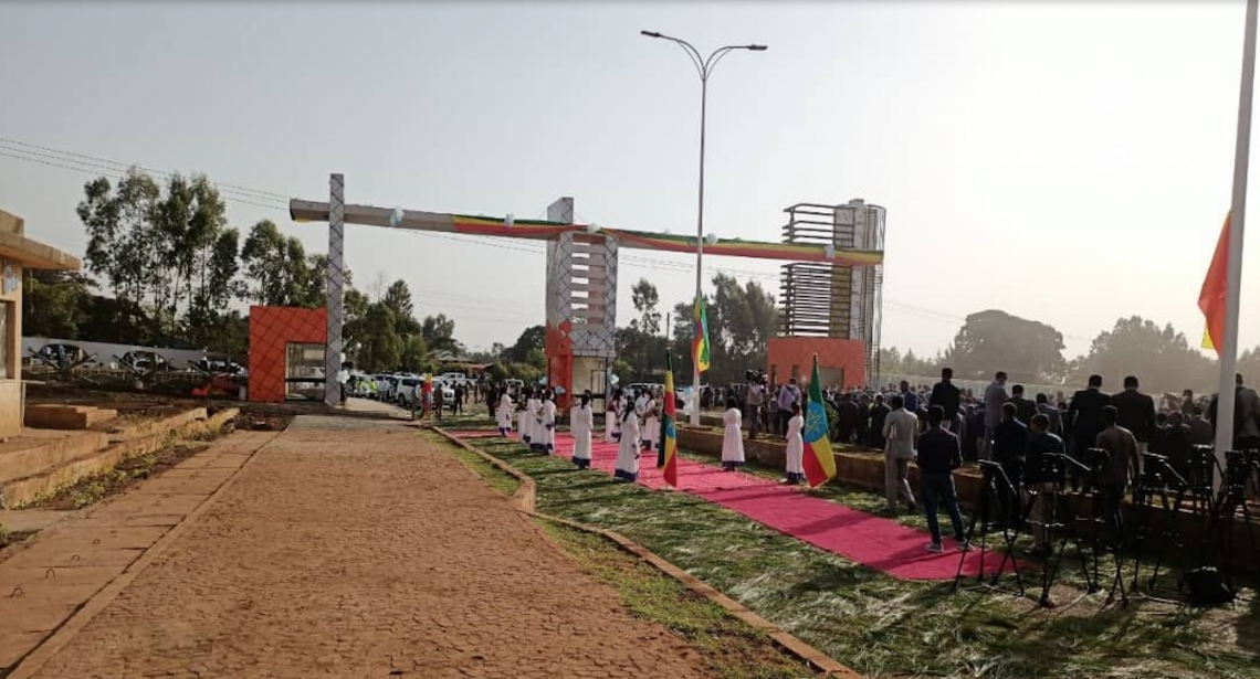 Ethiopia: Prime Minister Abiy Ahmed inaugurates Bure Integrated Agro-Industrial Park in Amhara State