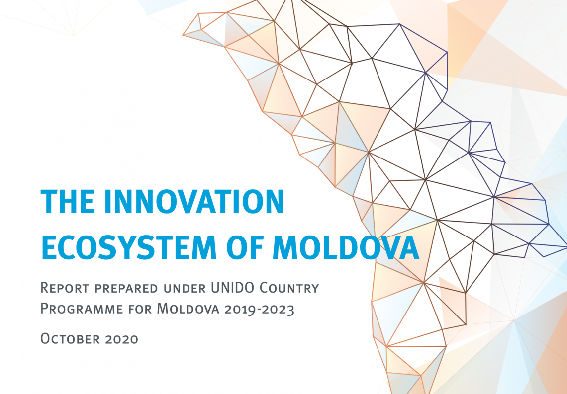 UNIDO report identifies first steps towards strengthening Moldova's national innovation system