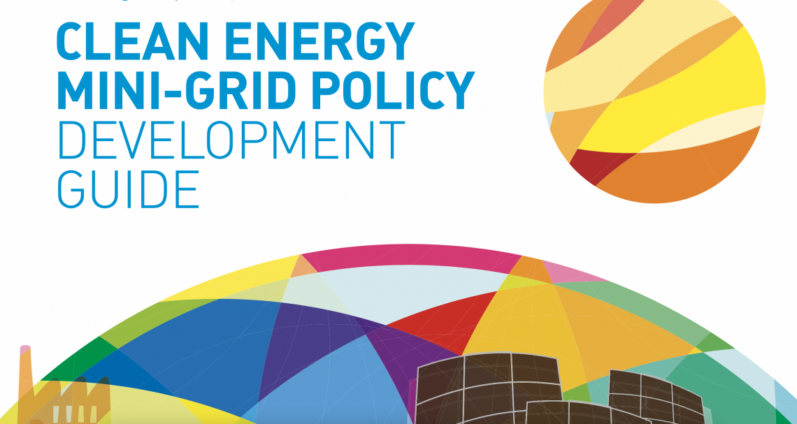 UNIDO and partners publish a new Mini-Grid Policy Development Guide