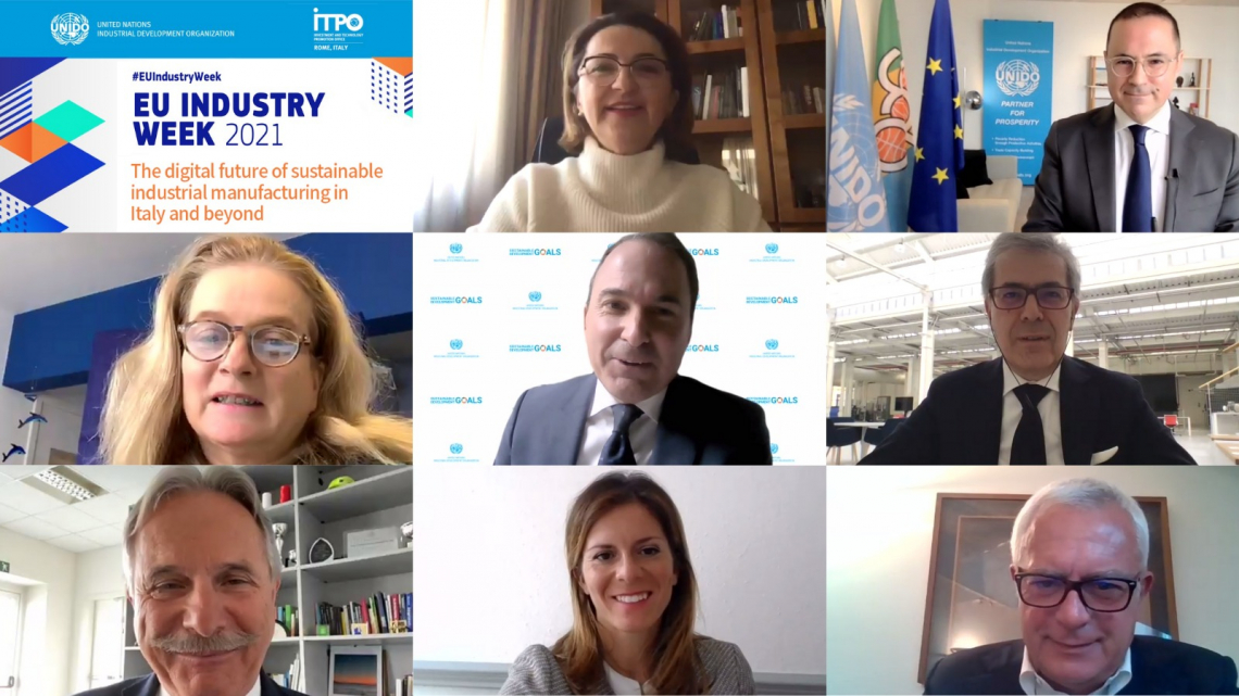 The digital future of sustainable industrial manufacturing in Italy and beyond