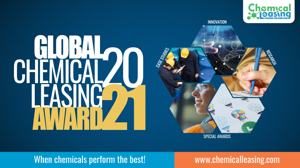 Finalists of 2021 Global Chemical Leasing Award announced