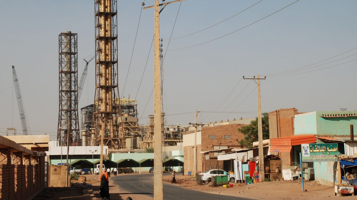 Sudan: UNIDO holds consultations on industrial policy, helping to drive industrial development