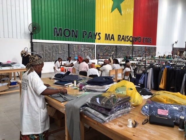 Senegal's new industrial park open for business