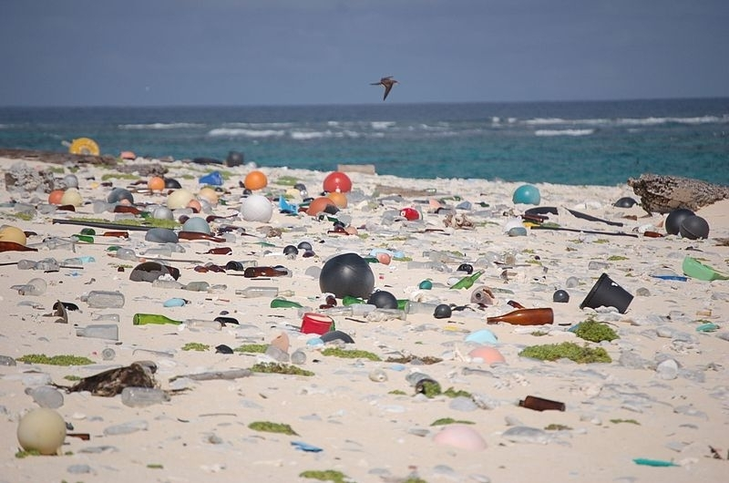 The circular economy solution to marine plastic litter