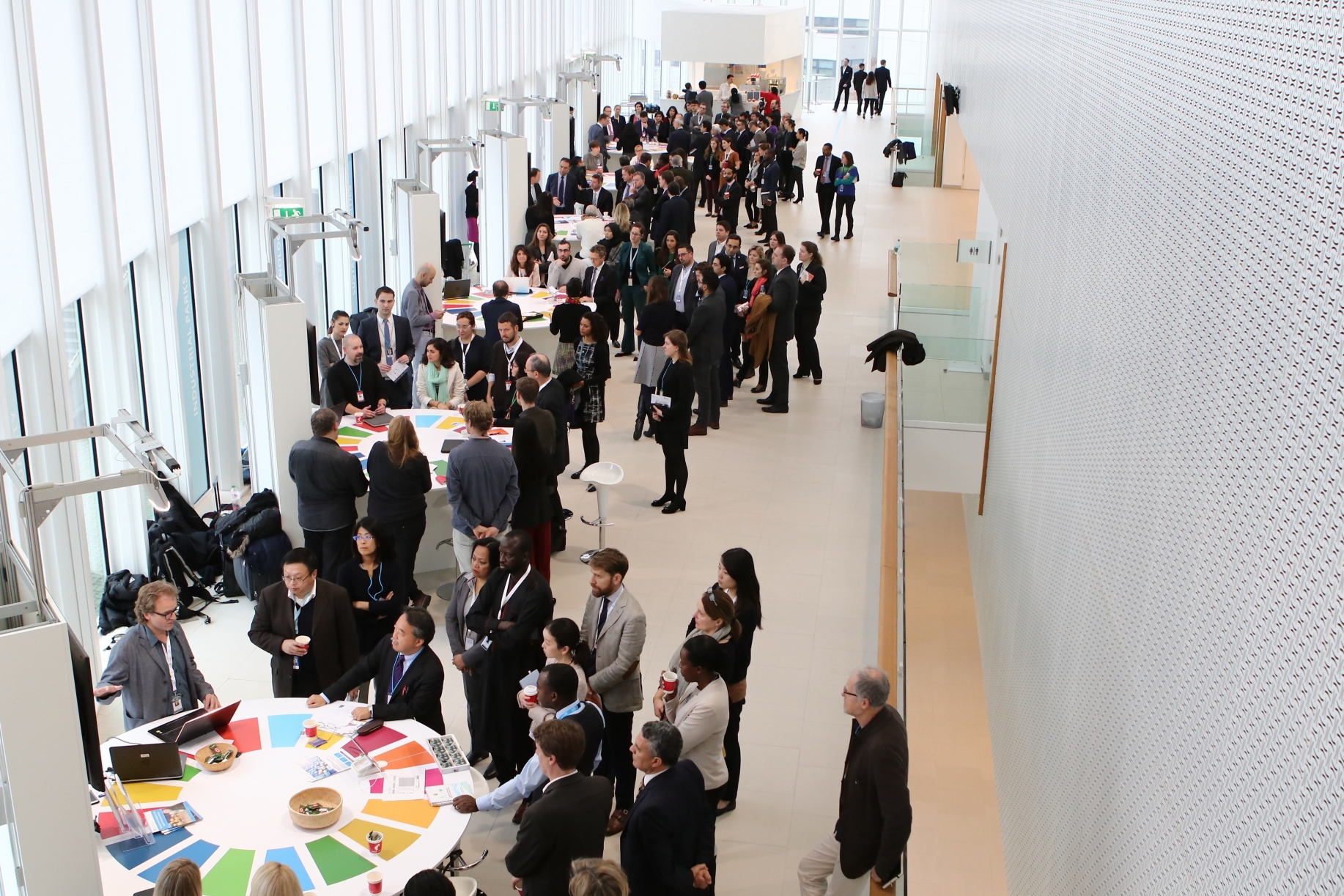 UNIDO's EXPO engages participants in lively exchange of ideas
