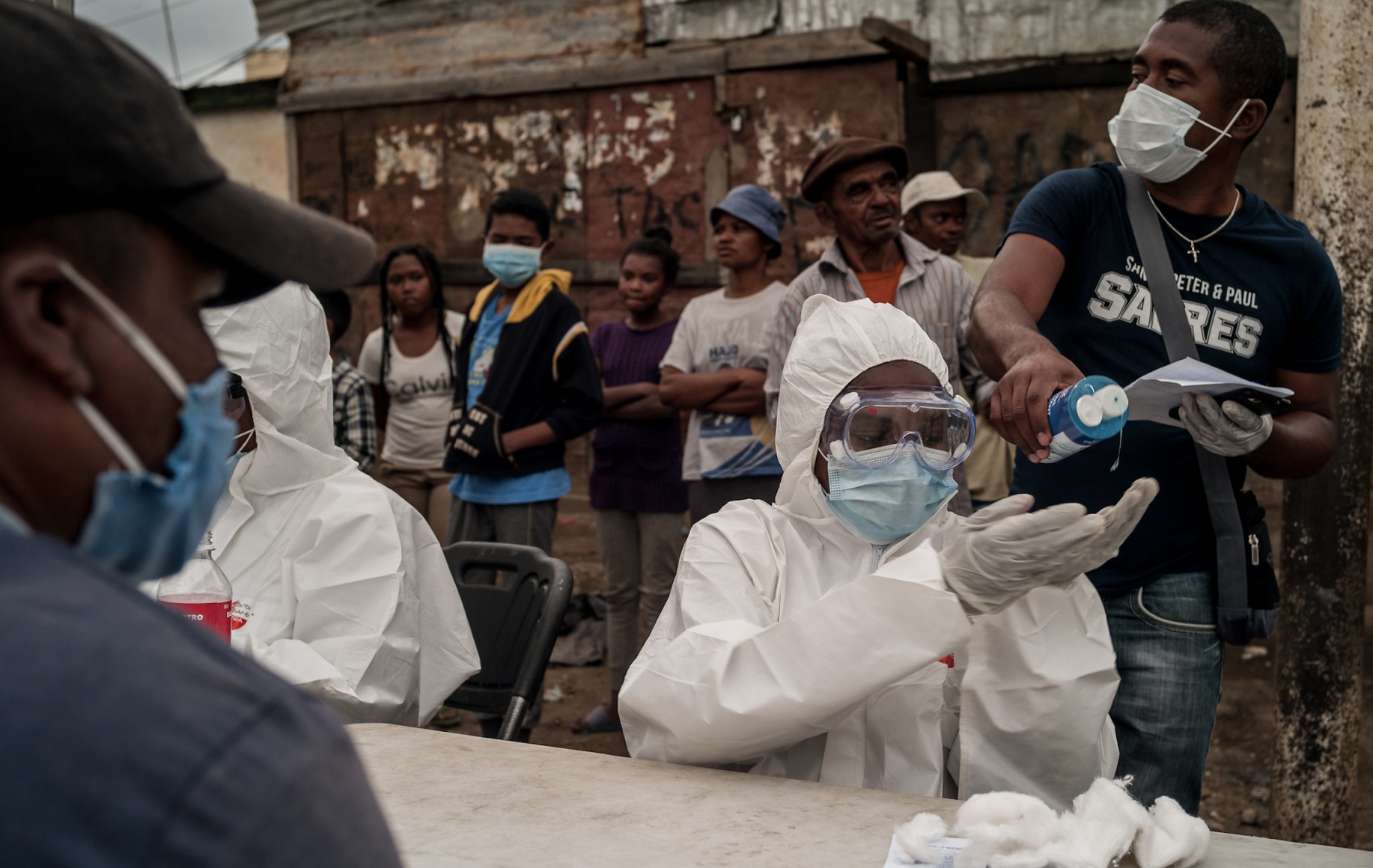 COVID-19 pandemic: threats to SMEs in poorest nations require swift policy action