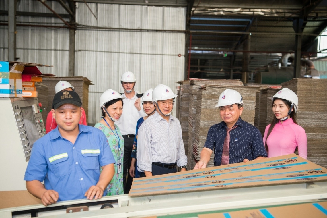 Fostering eco-industrial parks in Viet Nam