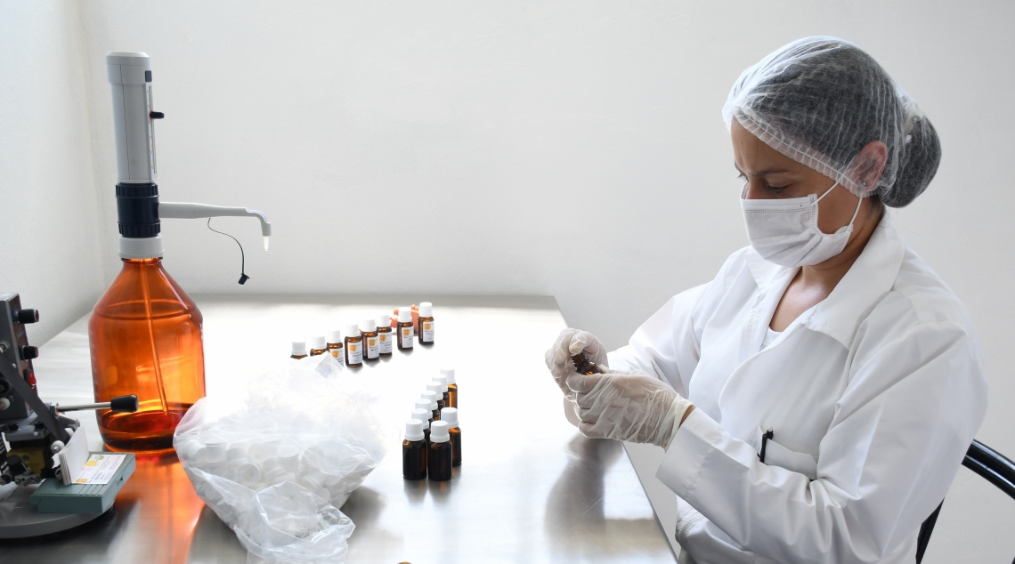 Safe+: Enhancing commercial capacities of cosmetics in Colombia