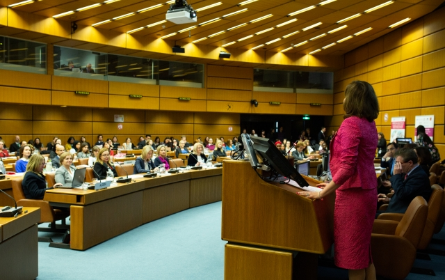 UNIDO as a global platform for the promotion of women's economic empowerment – Initiatives in Europe and Central Asia