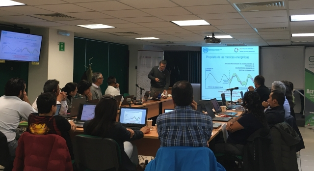 Scaling up industrial energy efficiency management across Mexico