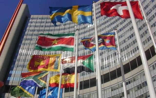 UNIDO offices worldwide