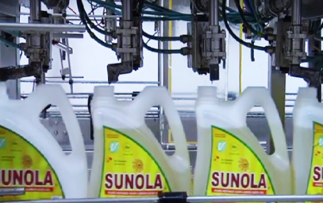 Tanzania's sunflower oil producers come into bloom/gallery