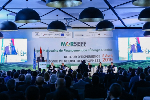UNIDO recognized for support for resource-efficient and cleaner production in Morocco