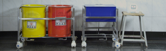 Supporting medical waste management in India and beyond during COVID-19 epidemic