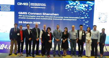 GMIS Connect roadshow stops in Shenzhen