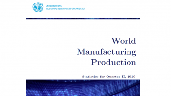 Global manufacturing growth faces setback amid trade and tariff tensions between largest manufacturers, China and the USA