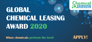 Apply for the Global Chemical Leasing Award