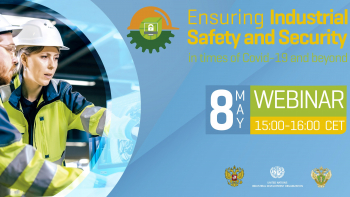 Ensuring industrial safety and security in times of COVID-19