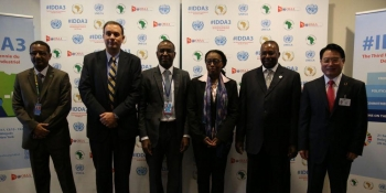 The Third Industrial Development Decade for Africa: From political commitment to actions on the ground