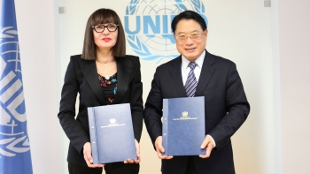UNIDO, Montenegro sign a Country Programming Framework 2017-2021