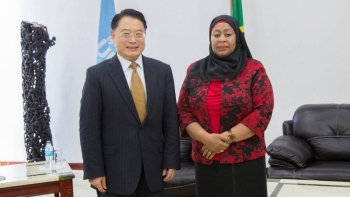 UNIDO Director General signs Joint Declaration on cooperation during visit to the United Republic of Tanzania