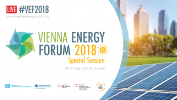 The Vienna Energy Forum holds a special session in 2018