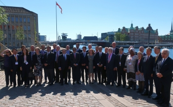 Director General attends Nordic Clean Energy Week events