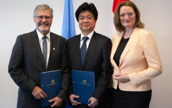 Austria partners with UNIDO and the Economic Cooperation Organization (ECO) to boost sustainable energy technology markets and innovation