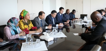 Meeting - Permanent Representatives of the African Group