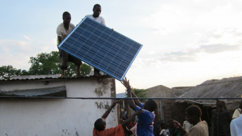 Accelerating the energy transition in landlocked developing countries