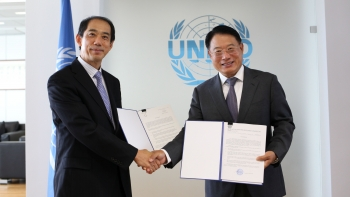 Japan to support UNIDO's role in the implementation of the programme for the Third Industrial Development Decade for Africa